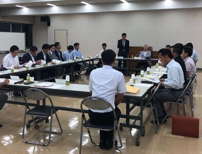 「八王子YEG独自の活動を」~会員意見交換会を開催