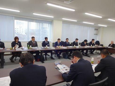 日本YEGとの意見交換会を開催