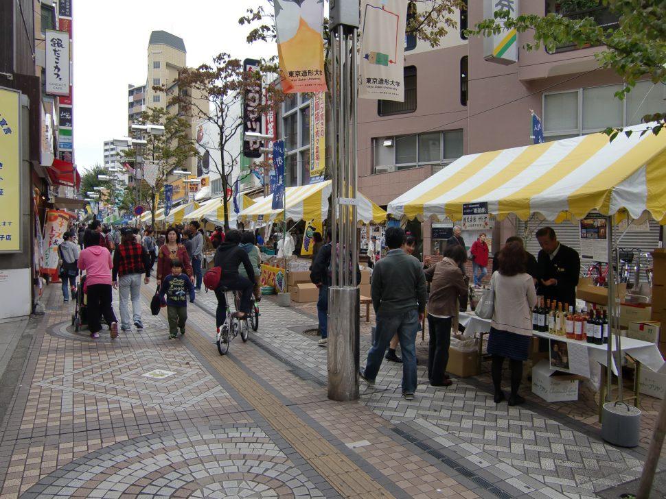 八王子メッセ「街道市」開催2