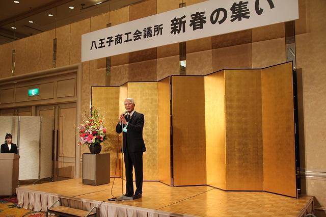 「新春の集い」2019を開催!!4