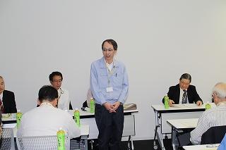 青木 孝夫 氏
